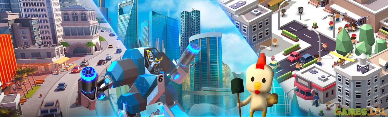 best free sim city alternatives for PC