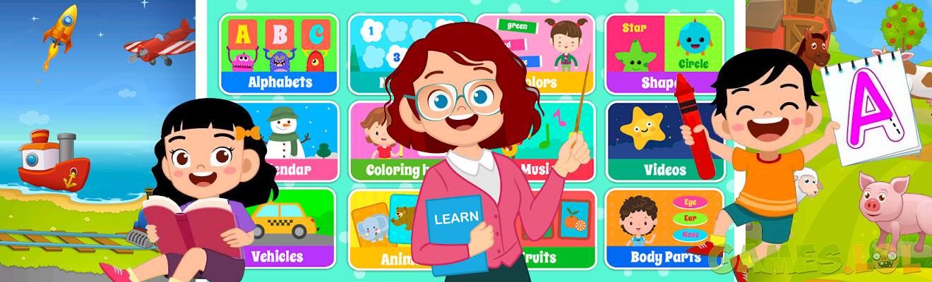 free educational kids games pc