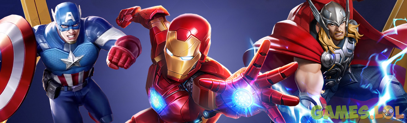 marvel super war heroes universe