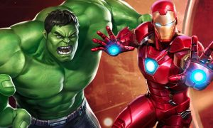 marvel super war iron man hulk