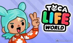 Play Toca Life World on PC
