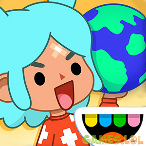 Play Toca Life World on PC