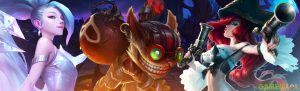 League of Legends: Wild Rift – Top 5 Heroes and Their Builds Featured Image