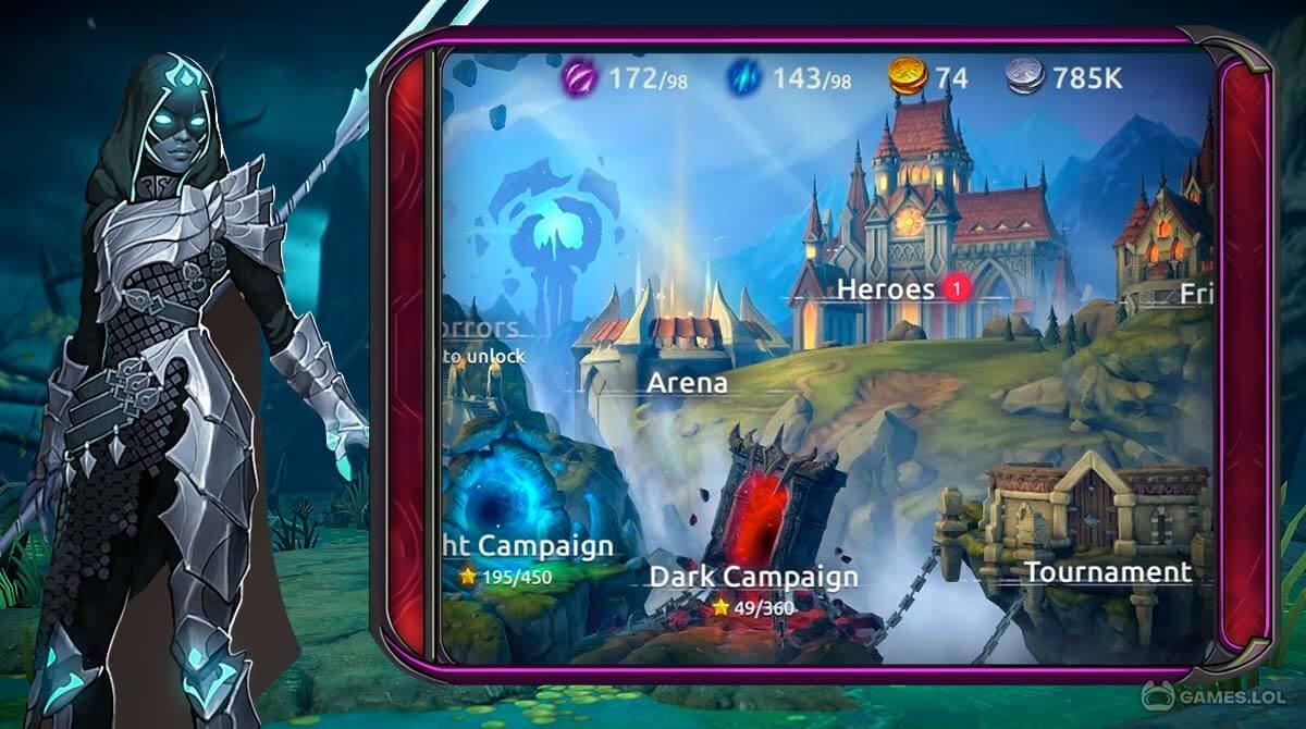 Age of Magic: Turn-Based Magic RPG & Strategy Game Free PC Download