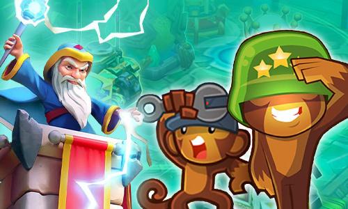 best tower defense games online