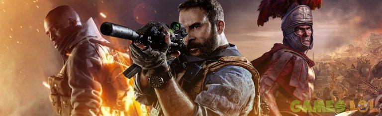 best war games 2020 game pc