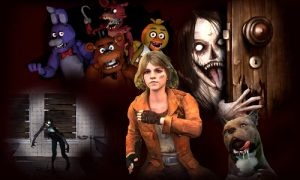 Top 5 Horror Games for Holloween