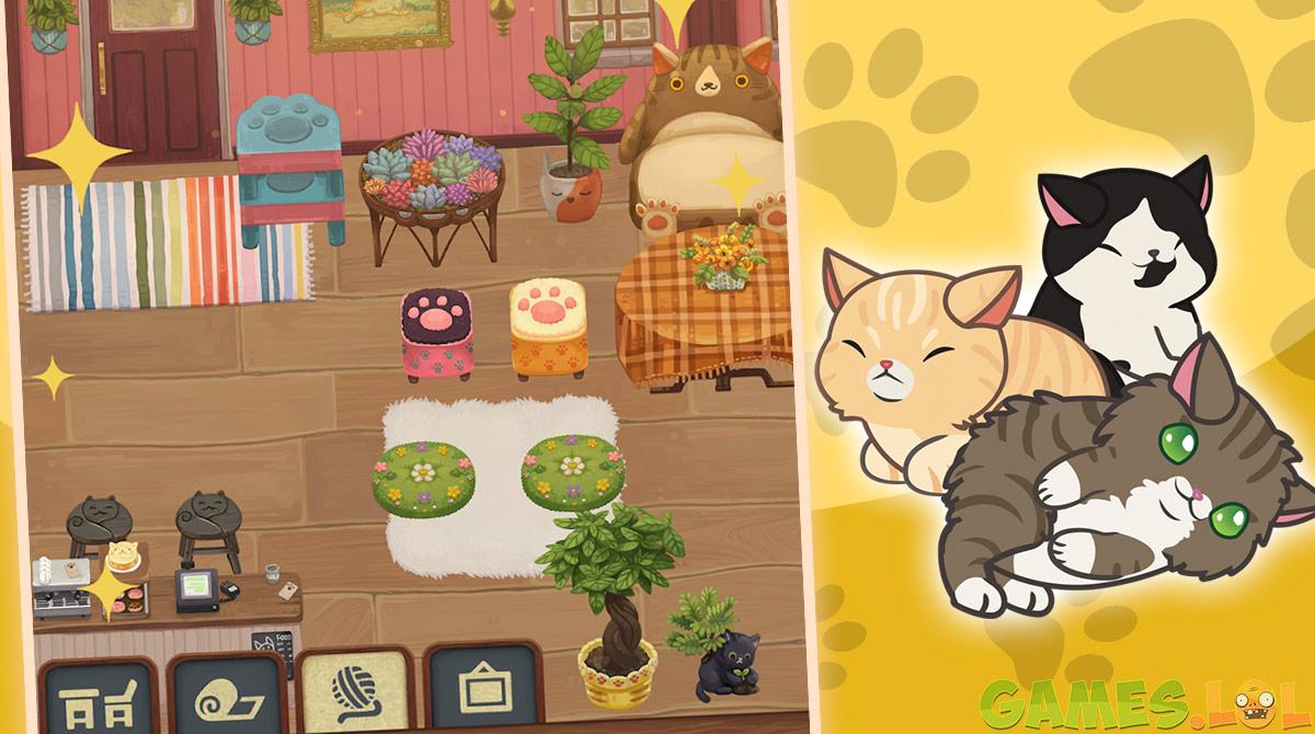 Furistas Cat Cafe Interior Design