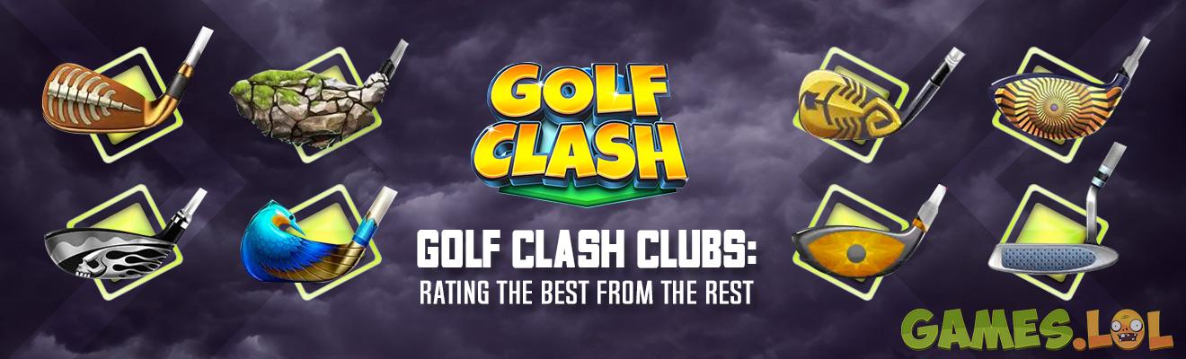 golf clash clubs fun game