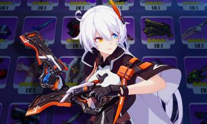 Honkai Impact 3 Weapon Tier List: In-Game Equipment List Featured Image