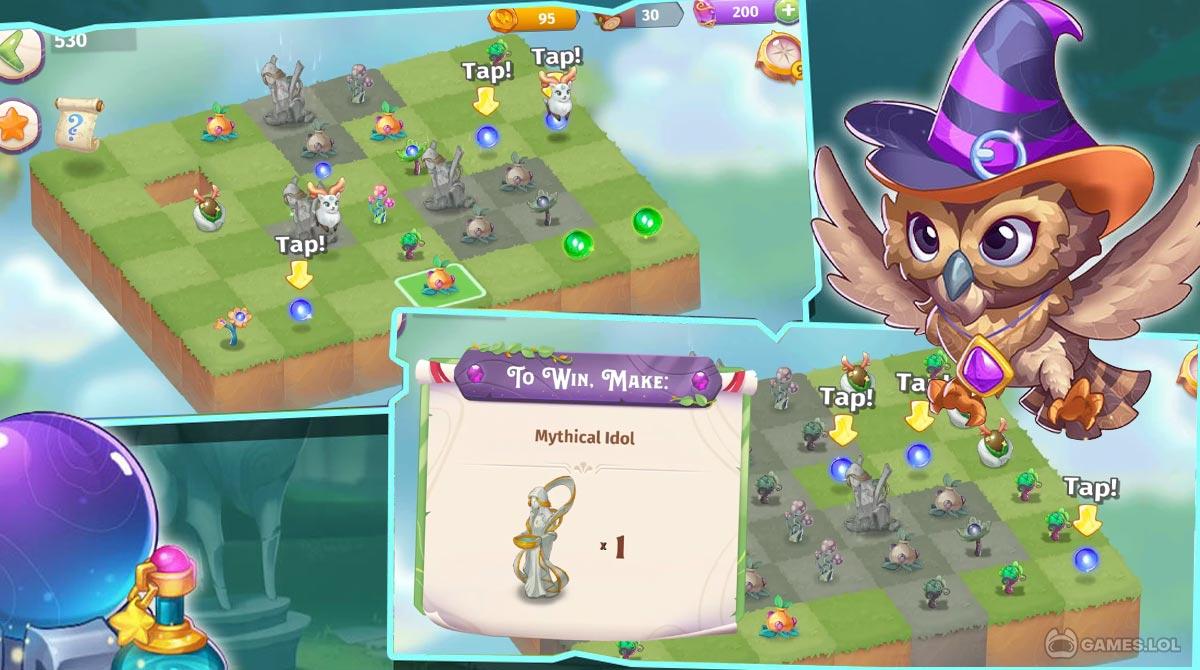 Merge Magic! Free PC Download