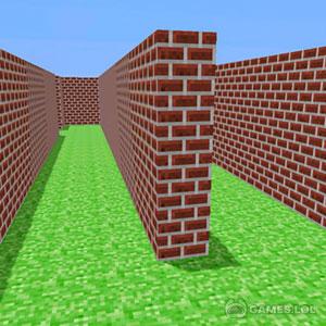 Play Mine Maze 3D on PC