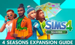 Discover the Fun Features in The Sims 4 Snowy Escape Featured Image