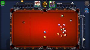 8Ball Pool first strike