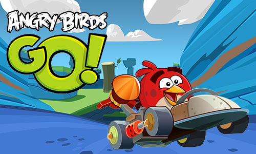 Play Angry Birds Go on PC