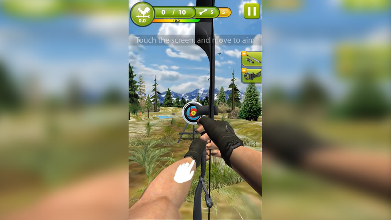 Archery Master 3D Move and Aim