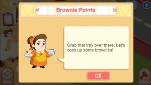 Bakery Story Brownie Points
