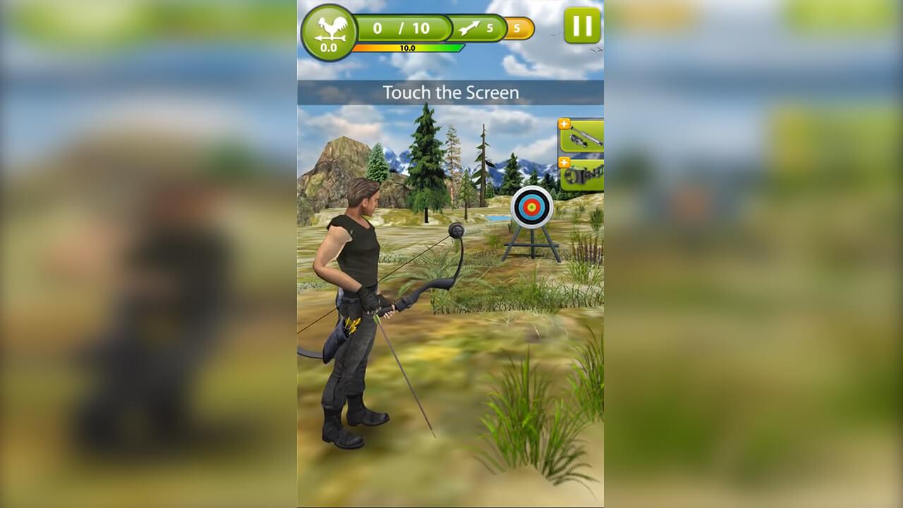 Archery Master 3D Make Position