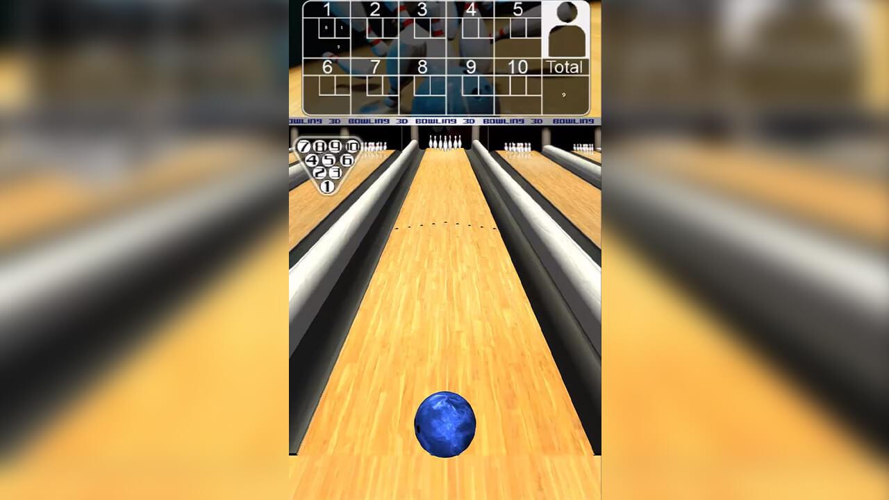 3D Bowling Make a Turn