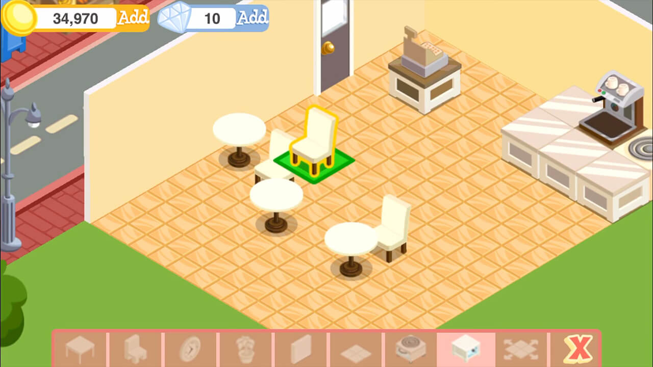 Bakery Story Create The Shop