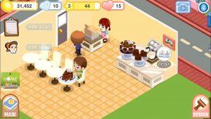 Bakery Story Start Daily Goal
