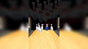 3D Bowling Spike