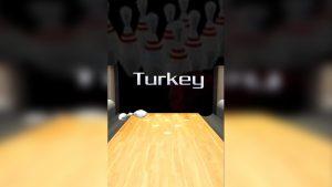 3D Bowling Turkey