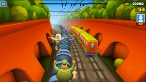 subway surfers chase