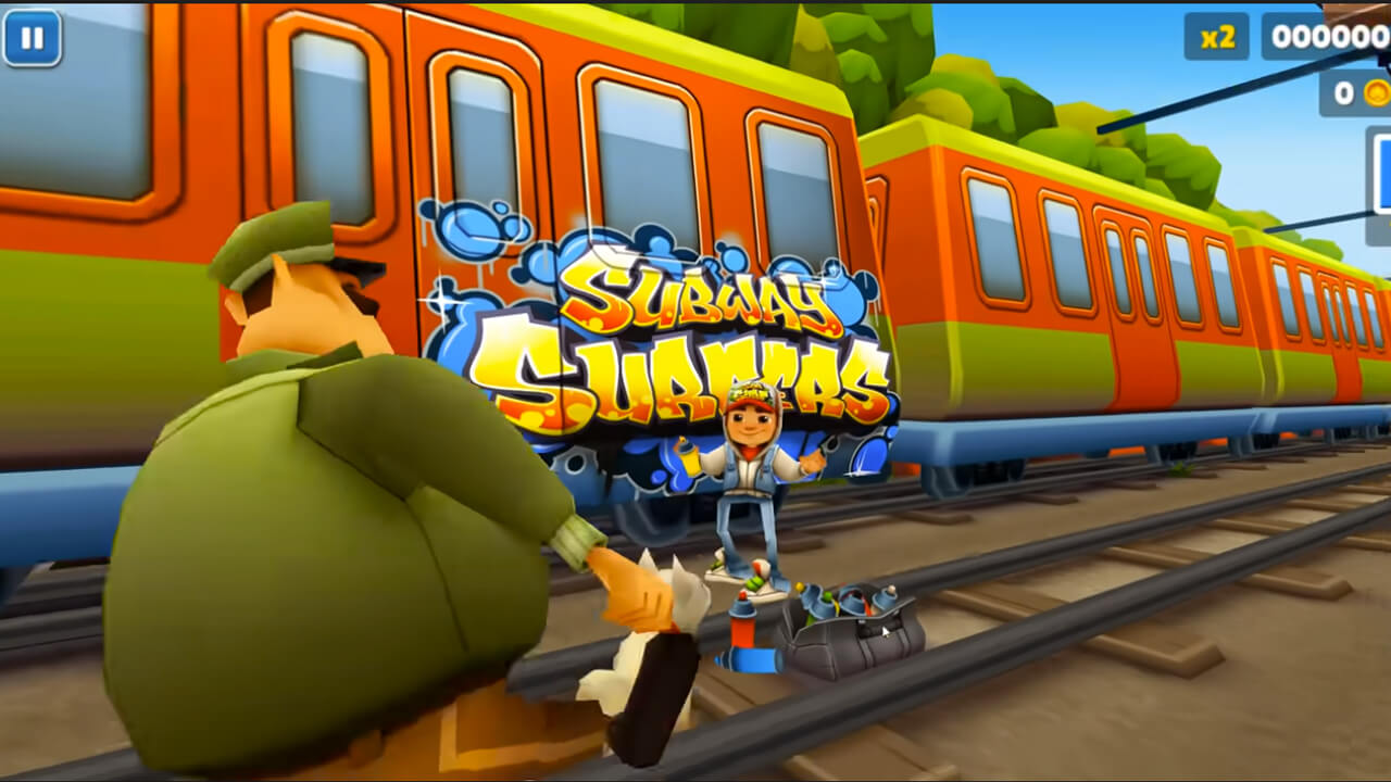 subway surfers runner