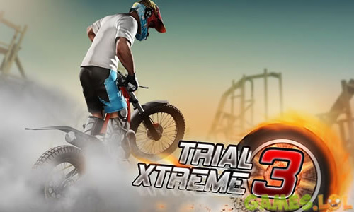 Trial Xtreme 3 Dirt Bike