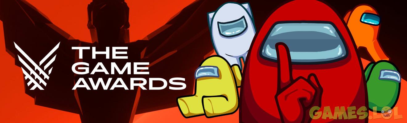Among Us Game Awards