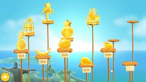 Angry Birds Rio Trophies