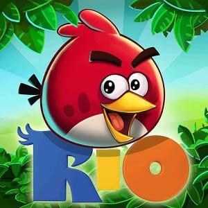 Play Angry Birds Rio on PC