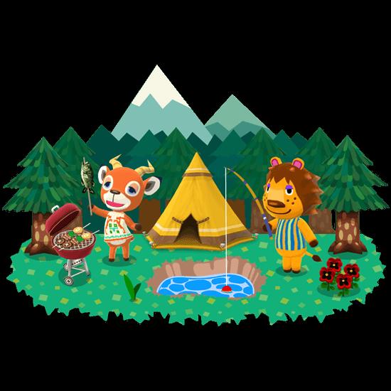Animal Crossing Pocket Camp Hero