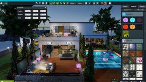 avakin life 3d virtual world house