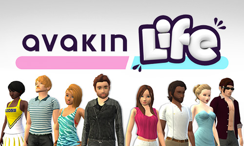 Avakin Life Friends