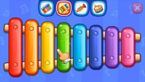 Baby Games Xylophone