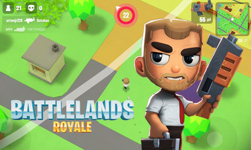 Play Battlelands Royale Fighting Game on PC