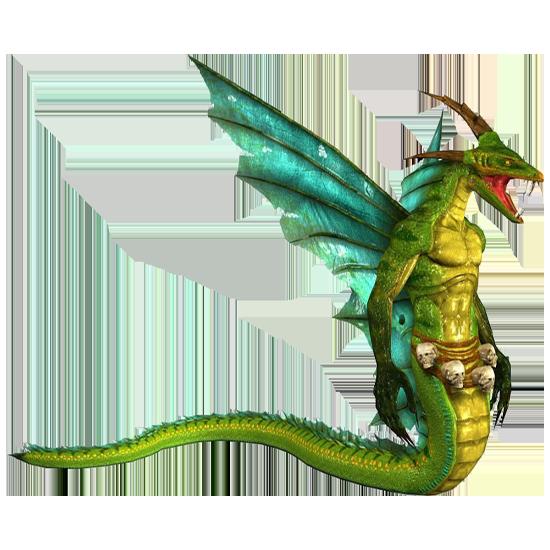 block story snake dragon keeper