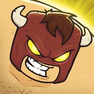 burrito bison grinning luchador