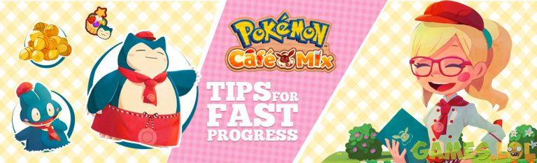 cafe staff snorlax progress tips