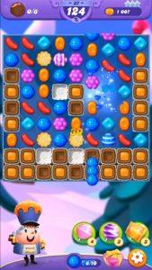 Candy Crush Friends Saga Nutcracker Level