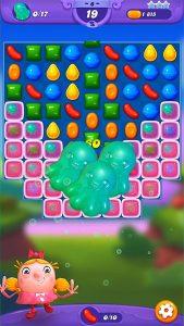 Candy Crush Friends Saga Octopus Level