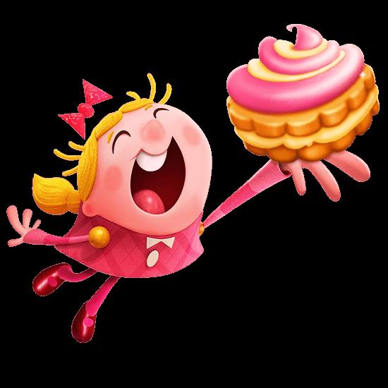 candy crush friends saga tiffis cookie cake