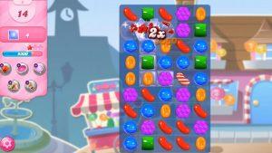candy crush saga 2x jelly crusher