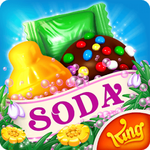 candy crush soda saga chocolates candies