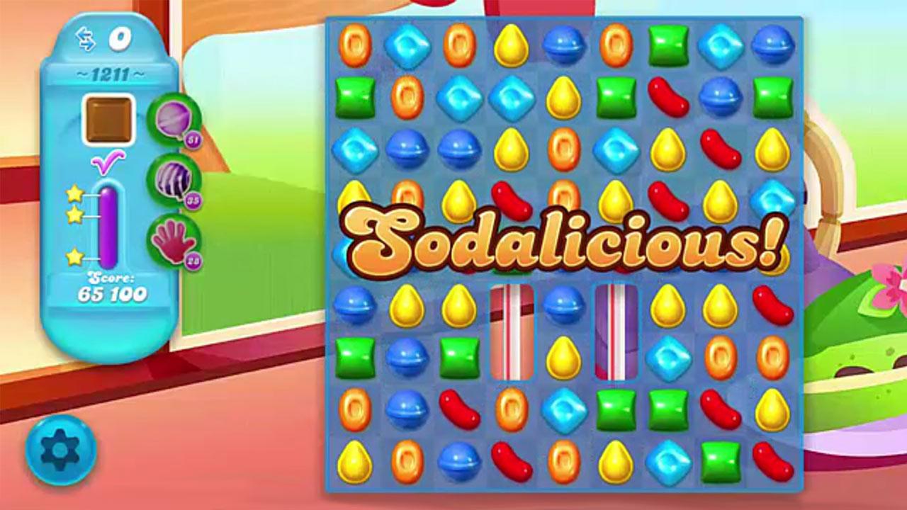 candy crush soda saga sodalicious