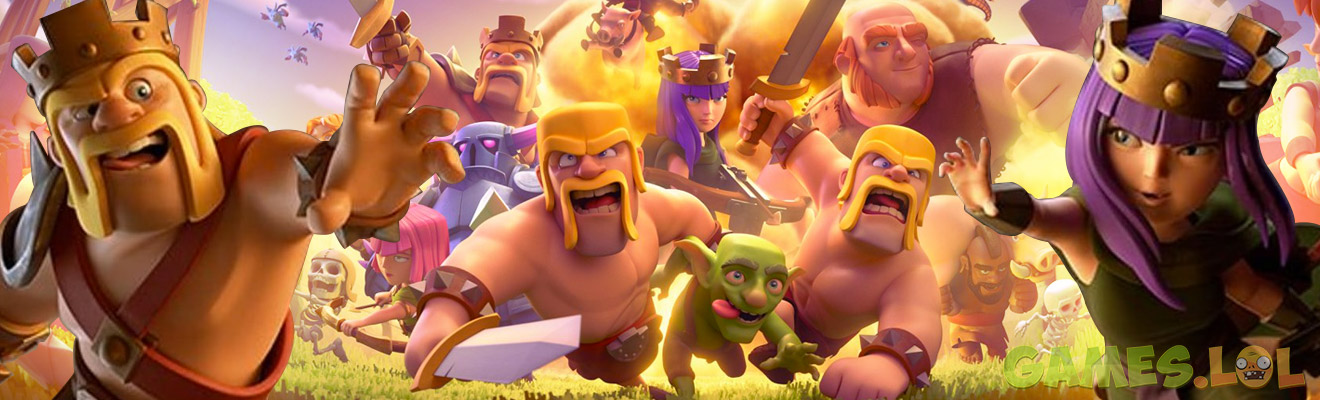 Clash of Clans About Heroes