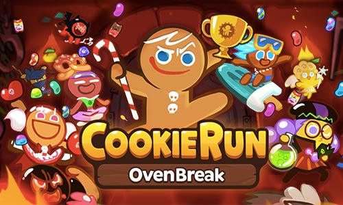 Play Cookie Run Ovenbreak on PC