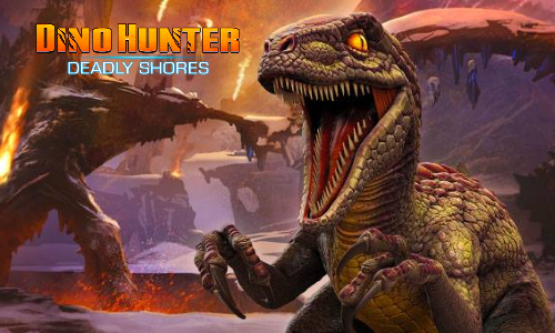 Play Dino Hunter Deadly Shores on PC